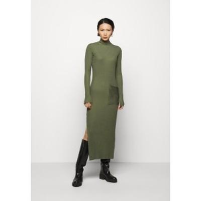 ホルツワイラー レディース ワンピース トップス NORITT DRESS - Jumper dress - army army