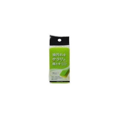 ストリックスデザイン キッチンスポンジ 油汚れをサラリと落とす 日本製 12×6×3cm 圧縮ウレタン 食器洗い用 ...
