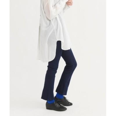 パンツ デニム ジーンズ 《CIMARRON JEANS》PANEL FLARE LEGGINGS PANTS/パネルフレアレギンスパンツ