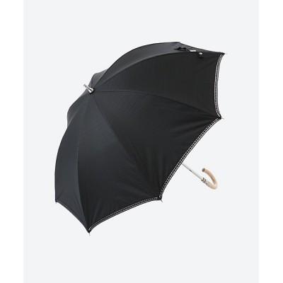 <POLO RALPH LAUREN(Women)/ポロ ラルフローレン(婦人雑貨)> 晴雨兼用ショート傘 ジャカード×レース クロ【三越伊勢丹/公式】