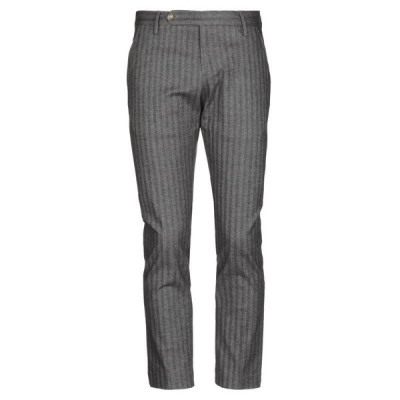ENTRE AMIS クラシックパンツ  メンズファッション  ボトムス、パンツ  その他ボトムス、パンツ 鉛色