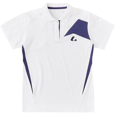 LUCENT(ルーセント) Ladies ゲームシャツ ホワイト ホワイト