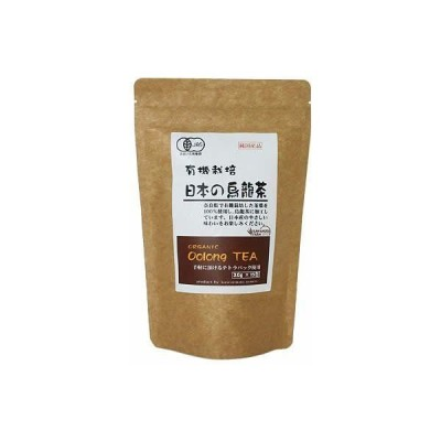 河村農園 有機栽培 日本の烏龍茶 15包