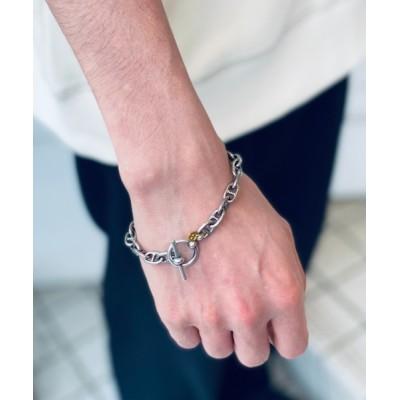 MR.OLIVE / Chaine d'Ancre (シェーヌダンクル ブレスレット) MEN アクセサリー > ブレスレット