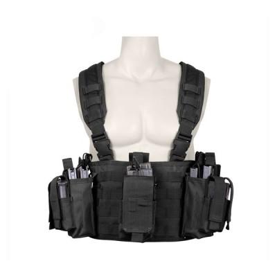 サバゲー チェストリグ ブラック オペレータース タクティカル ミリタリー 装備 サバイバル ゲーム シューティング Rothco