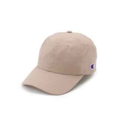 SOUP / champion バックサテンキャップ WOMEN 帽子 > キャップ