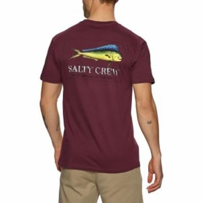 ソルティークルー Salty Crew メンズ Tシャツ トップス el dorado premium short sleeve t-shirt Burgundy