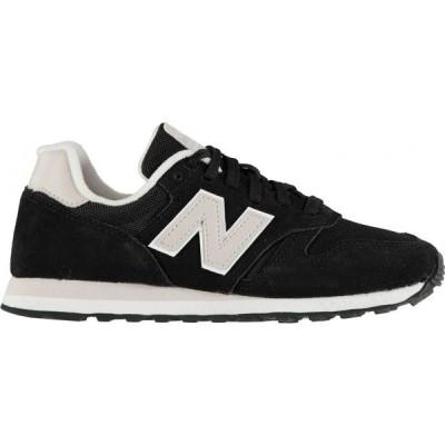 ニューバランス New Balance レディース スニーカー シューズ・靴 373V1 Trainers Black/Pink