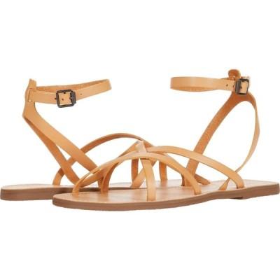 メイドウェル Madewell レディース サンダル・ミュール シューズ・靴 Boardwalk Skinny Strap Sandal Ashen Sand