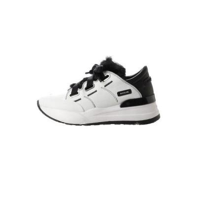 ルコライン RUCO LINE 4034 NATURE WHITE BLACK (WHITE BLACK)