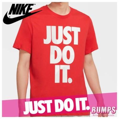 NIKE ナイキ プリントTシャツ 丸首 半袖 メンズ JDI ロゴ スポーツウェア トップス 新作