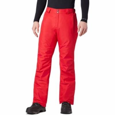 コロンビア Columbia メンズ スキー・スノーボード ボトムス・パンツ bugaboo iv snowboard pants Mountain Red