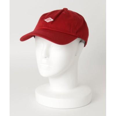 UNCUT BOUND / DANTON(ダントン)   COTTON TWILL CAP コットンツイルキャップ WOMEN 帽子 > キャップ