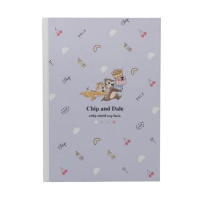チップ&デール B5 学習 ノート 横罫ノート チラシ ディズニー キャラクター グッズ