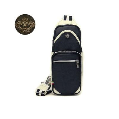 【ギャレリア】 オロビアンコ ボディバッグ Orobianco ショルダーバッグ GIACOMIO13-H JEANS バッグ 斜めがけ 92235 ユニセックス ネイビー系1 F GALLERIA