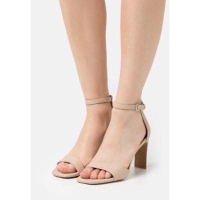 コールイットスプリング レディース サンダル シューズ OLLILLE - Sandals - medium beige medium beige