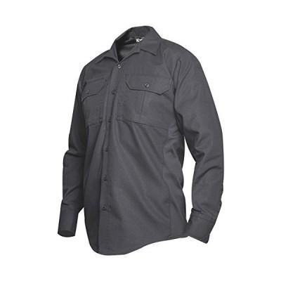 Vertx Men's Phantom LT Long Sleeve Shirt, Smoke Grey, XX-Large/Regular