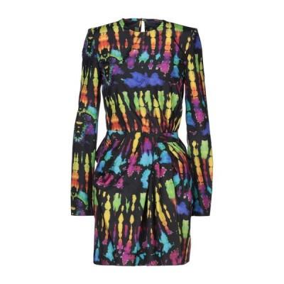 DSQUARED2 シルクドレス ファッション  レディースファッション  ドレス、ブライダル  パーティドレス ブラック
