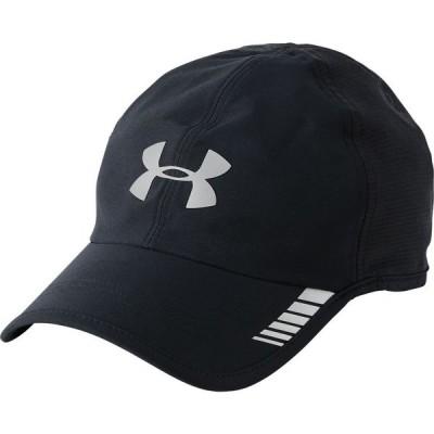 アンダーアーマー Under Armour メンズ 帽子 Launch ArmourVent Running Hat Black/Graphite