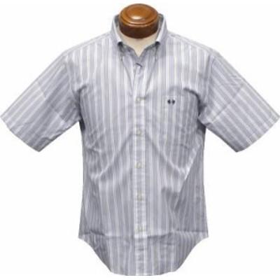 セール マックレガー ボタンダウン半袖シャツ メンズ 111169101 形態安定加工 L/LL