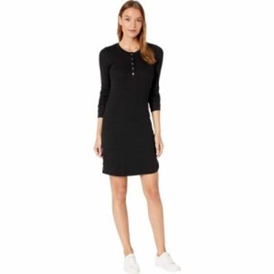 ラメイド LAmade レディース ワンピース ワンピース・ドレス Autumn 2x1 Modal Stretch Rib Dress Black