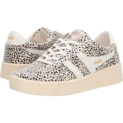 ゴーラ Gola レディース シューズ・靴 Grandslam Cheetah Off-White