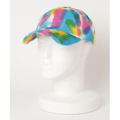 INNOCENT / 『UT』『Newhattan』100%COTTON DYED BASEBALL WOMEN 帽子 > キャップ