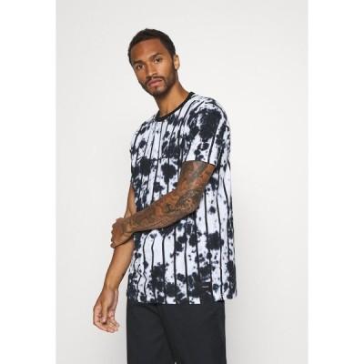 ノミナル  Tシャツ メンズ トップス ALBA TEE - Print T-shirt - white