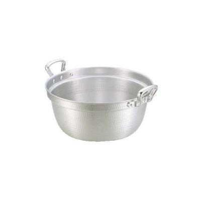 アカオアルミ業務用料理鍋  30×13.5?  満水容量/8ℓ 段下容量/5.5ℓ   日本製
