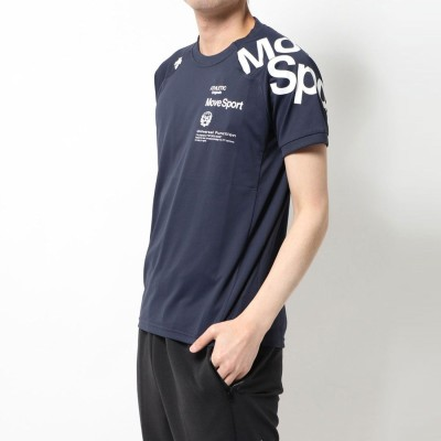 デサント DESCENTE メンズ 半袖機能Tシャツ ドライトランスファー Tシャツ DMMPJA51