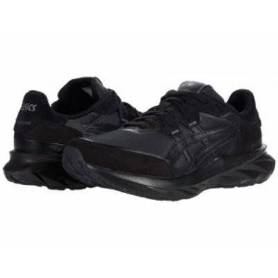 ASICS Tiger アシックス メンズ 男性用 シューズ 靴 スニーカー 運動靴 Tarther Blast Black/Black【送料無料】
