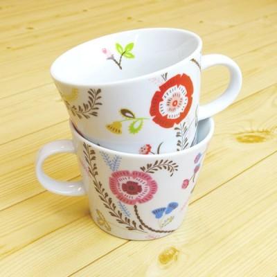 マグカップ サラサラサ 日本製 人気 北欧風 360ml 大きい カフェ ユニセックス プチギフト コップ