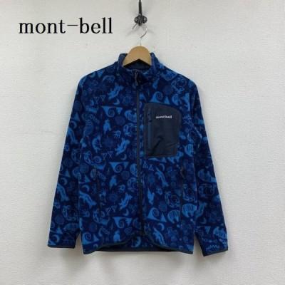 mont-bell モンベル ジャンパー、ブルゾン ジャケット、上着 Jacket クリマプラス100 プリント フリース ジャケット 10026840
