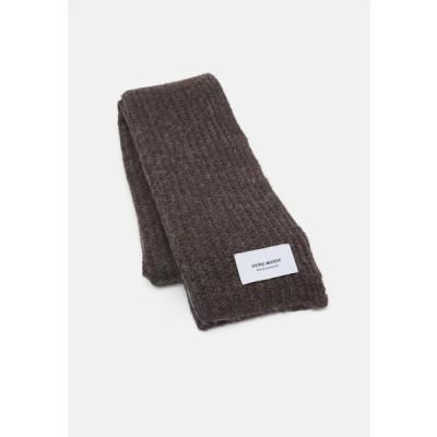 ヴェロモーダ レディース スカーフ VMKAROLINE LONG SCARF - Scarf - brown