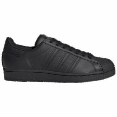 (取寄)アディダス メンズ オリジナルス スーパースターMen's adidas Originals Superstar Black Black Black 送料無料