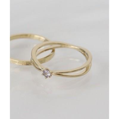 指輪 誕生石リング