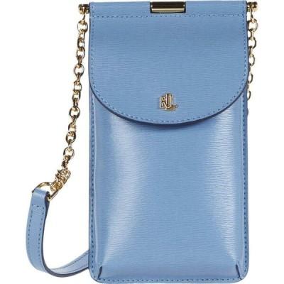 ラルフ ローレン LAUREN Ralph Lauren レディース ショルダーバッグ バッグ Phone Bag Crossbody Mini Blue Mist