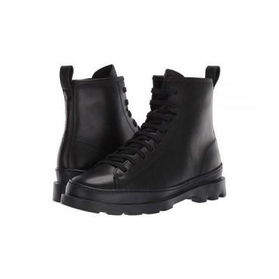 Camper カンペール レディース 女性用 シューズ 靴 ブーツ レースアップブーツ Brutus - Black 3