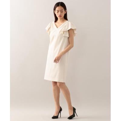 【エポカ ザ ショップ】 シェリーコットン ドレス レディース オフホワイト 40 EPOCA THE SHOP