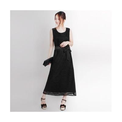 MARTHA(マーサ) レースマキシワンピース (ワンピース)Dress