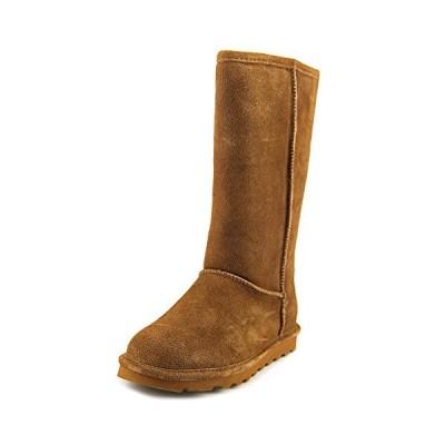 Bearpaw レディース Elle トール ウインター ブーツ, Hickory, 8 M US(海外取寄せ品)