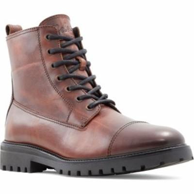 ベルスタッフ BELSTAFF メンズ ブーツ シューズ・靴 Alperton Leather Boot Medium Brown Leather