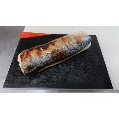 800g以上の三陸産金華鯖使用「冷蔵」焼き鯖棒寿司