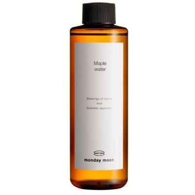 メープルウォーター/200ml 天然 敏感肌 エイジングケア 美容 効能 効果 メイプル 化粧水 ローション 保湿 カエデ 樹液 乾燥 肌 ハリ つや