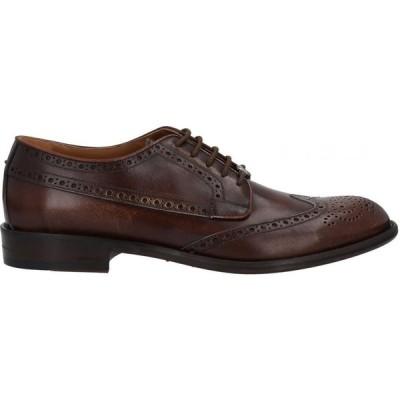 ブリマート BRIMARTS メンズ シューズ・靴 laced shoes Cocoa