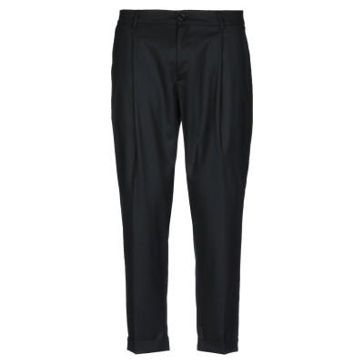 BESILENT パンツ ブラック 46 ポリエステル 55% / ウール 24% / レーヨン 19% / ポリウレタン 2% パンツ