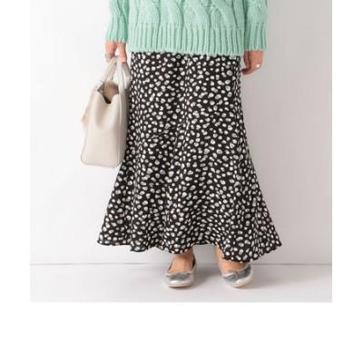 SHIPS any:ハートドットスカート
