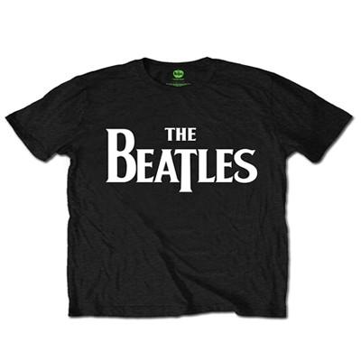 The Beatles/The Beatles Drop T Logo T-shirt/Sサイズ[2050268440313]