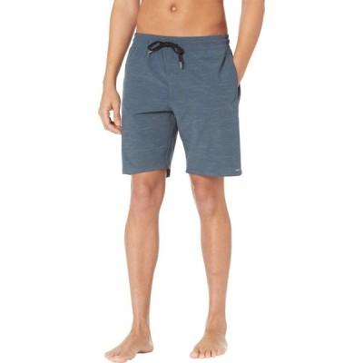 ボルコム Volcom メンズ ショートパンツ ボトムス・パンツ Packasack Lite 19' Shorts Faded Navy