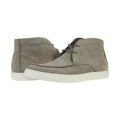 Steve Madden スティーブマデン メンズ 男性用 シューズ 靴 ブーツ チャッカブーツ Fultown - Grey Suede